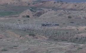 Представители армии Нагорного Карабаха заявили об использовании Азербайджаном чешских артиллерийских установок DANA
