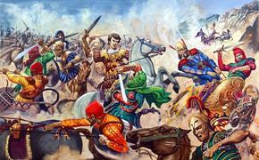 Как образовалось Греко-Бактрийское царство