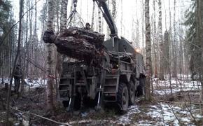 Штурмовик Ил-2, времен ВОВ, восстановят военнослужащие ЗВО и мастера Невского ССЗ