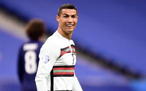Заразившийся коронавирусом Криштиану Роналду пропустит матч Лиги чемпионов