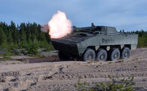 Армия США продемонстрирует 120-мм самоходную минометную систему Patria Nemo