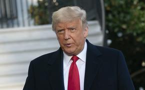 Трамп заявил, что пошел в президенты из-за плохой работы администрации Обамы