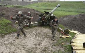 На юге Карабаха армянской армии удалось отбросить противника