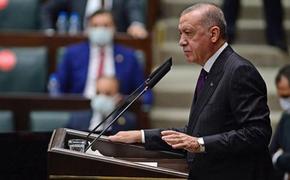 Эрдоган считает, что у Макрона «психические расстройства»