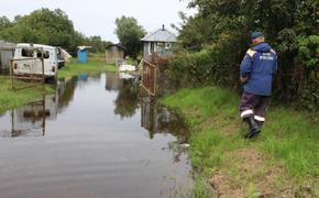 Дома в Хабаровском крае полностью освободились от большой воды