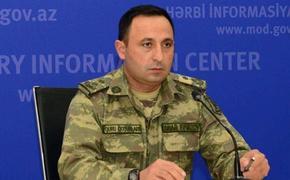 Баку: войска Азербайджана продолжают наступать в пяти районах Карабаха
