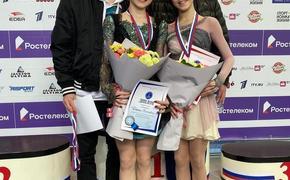 Воспитанница Тутберидзе Щербакова выиграла этап Кубка России в Сочи с результатом 239,91 балла