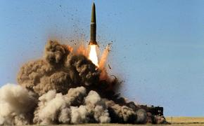 «Репортер»: Россия могла ударить по протурецким боевикам на севере Сирии из «Искандера»