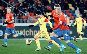 ЦСКА разгромил «Арсенал» - 5:1