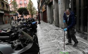 Власти Испании намерены продлить особый режим из-за COVID-19 до мая