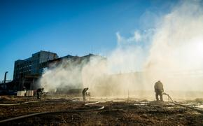 Военные завершили сложную часть работ по химической безопасности в Усолье-Сибирском