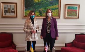МИД Украины сообщил, что США поддержат стратегию Киева по «возврату» Крыма