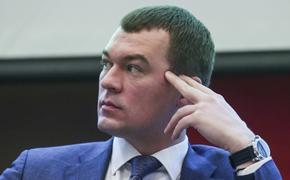 Дегтярев сформировал команду для управления Хабаровским краем