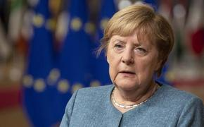 Ангела Меркель объявила о введении в Германии жесткого карантина со 2 ноября