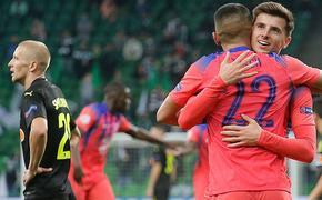 «Краснодар» потерпел разгромное поражение от «Челси» (Англия) - 0:4