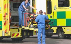 В Великобритании зафиксировали максимальный суточный прирост смертей от COVID-19