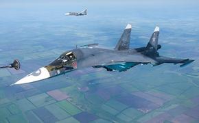 Sohu: российские Су-27 над Балтикой вынудили развернуться и улететь самолет-разведчик США