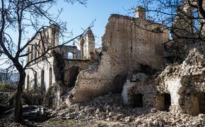 Армения заявила, что подразделения ВС Азербайджана находятся в 5 км от Шуши