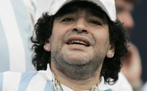 Марадона верит в Путина и российскую вакцину
