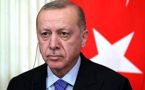 Президент Турции выразил соболезнования по погибшим при землетрясении в Греции