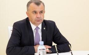 Молдавский премьер заявил о помощи России в обеспечении продбезопасности страны