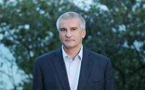 Аксенов заявил, что не подаст в отставку из-за нехватки воды в Крыму