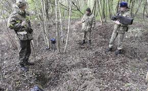 Белорусские пограничники задержали боевую группу анархистов