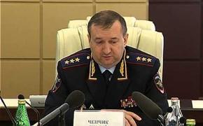 Путин освободил от должности начальника Главного штаба войск Нацгвардии
