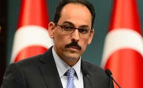 Пресс-секретарь Эрдогана заразился коронавирусом