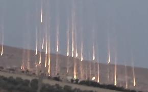 Срочно: Азербайджан применил в Карабахе фосфорные боеприпасы