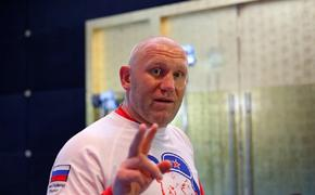 Харитонов обратился с призывом к спортсменам не применять силу за пределами спортзалов