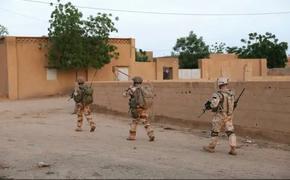 Эстонский пехотный взвод завершил подготовку для военной миссии в Мали