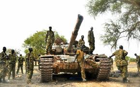 Эфиопская армия готовится раздавить повстанцев в Тыграе