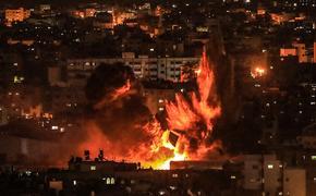 Израиль нанес несколько ракетных ударов по Сирии, российские военные под огонь не попали