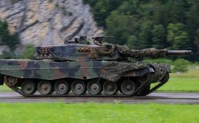 Венгры жалеют, что отказались от российских Т-27 в пользу немецких Leopard 2