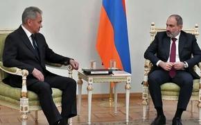 Минобороны РФ выставило в Нагорном Карабахе 23 наблюдательных поста