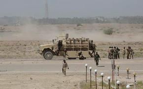 В Ираке активизировались боевики «черного халифата»