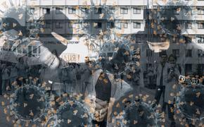 В Беларуси, в период второй волны COVID-19, медиков избивают,  арестовывают и увольняют за акции против Лукашенко