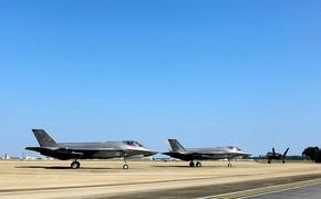 Австралия получила еще девять самолетов F-35A