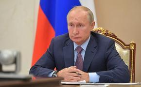 Путин назвал легализацию каннабиса в ряде стран угрозой безопасности России