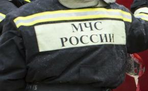 При пожаре в доме в Подмосковье пострадали четверо детей