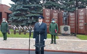 Суворовцы отмечают день рождения Александра Суворова