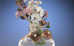 Каменные цветы Карла Фаберже - зеркало российской истории