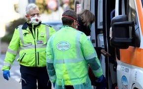 Коронавирус продолжает распространяться по Италии