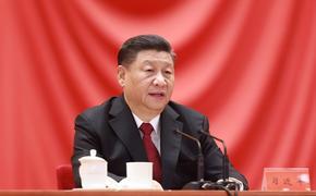 Си Цзиньпин направил Джо Байдену поздравления с победой на выборах президента США