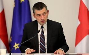 Власти Грузии вводят запрет на передвижение и курорты