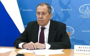 Лавров опроверг сообщения о контактах РФ с белорусской оппозицией