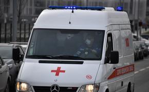 В подмосковную больницу госпитализирован ребенок с колото-резаными ранами