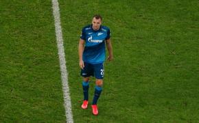Дзюба получил травму приводящей мышцы в матче «Зенита» против «Арсенала», уходя с поля он держался за пах