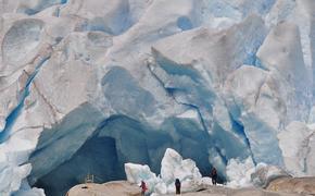Археологи после таяния ледника в Норвегии нашли артефакты 4100-х годов до н.э.